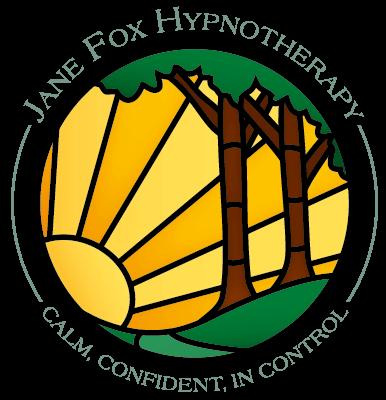Jane Fox Hypnotherapy Logo